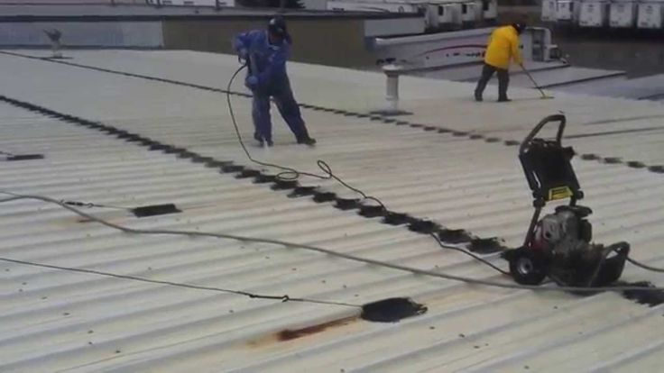 28 Best Roof Coatings Images On Pinterest Fort Mcmurray