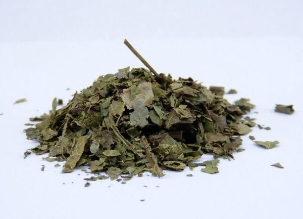 gyógynövények (diófa kevél)