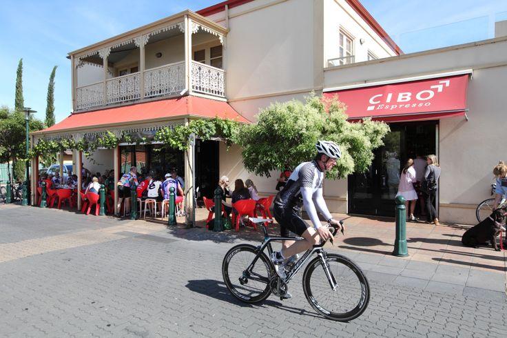 CIBO Espresso Hyde Park  www.ciboespresso.com.au  #adelaide #cycling #australia #ciboespresso