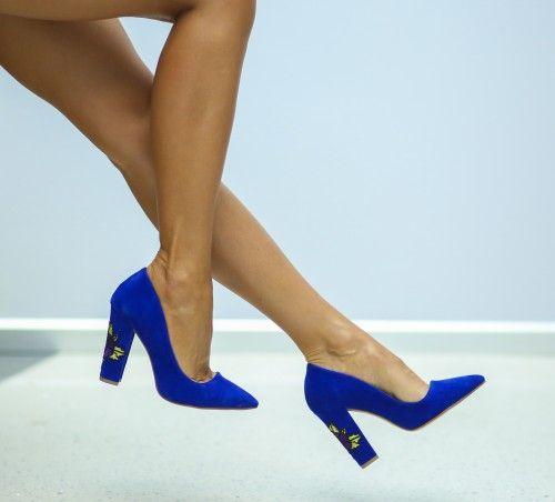 Pe Bazar-net.ro un magazin online de reduceri si oferte gasesti: Pantofi Loky Albastri un produs la reducere vandut de dEpurtat.ro la pretul de 79.0 de lei. Daca vrei sa comanzi acest produs da CLI…