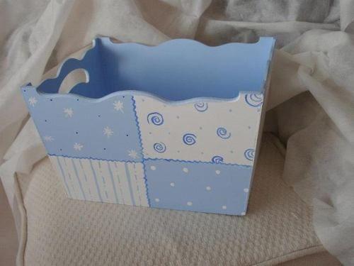 Ms de 25 ideas increbles sobre Cajas de madera pintada en