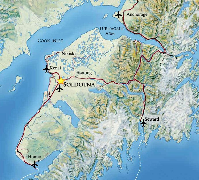 47 Best Images About Soldotna Alaska On Pinterest