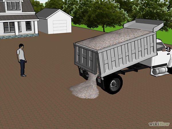 Make a Gravel Driveway - wikiHow