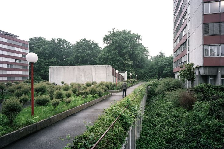 Ernst Cramer: Spitalgarten, Basel