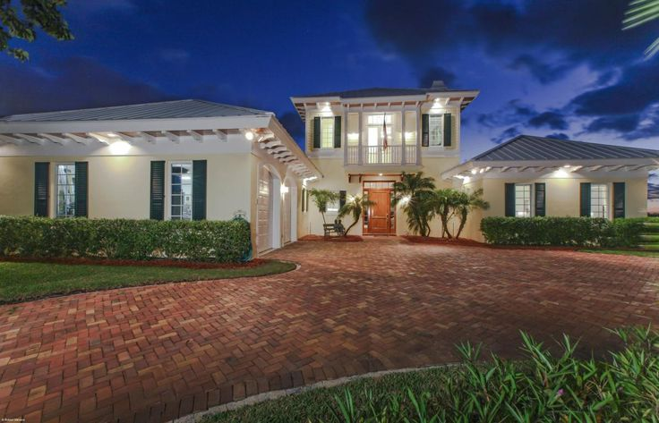 27 best images about tequesta waterfront homes condo on for Florida country homes
