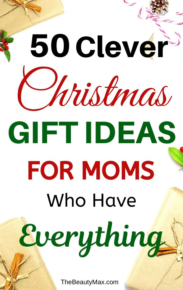 Meaningful Christmas Gifts for Mom Who Already Has What ...
