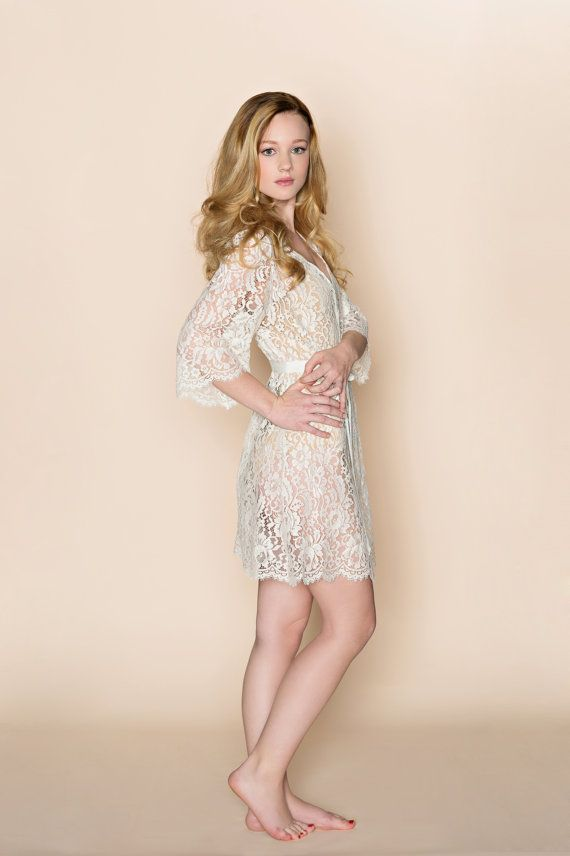 Ready to Ship  Kate French Lace wedding by girlwithseriousdream, $289.99