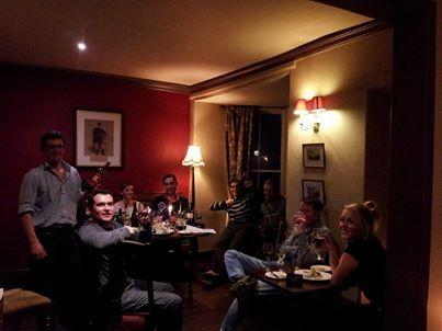 New wine list at the Cuckoo Brow at Far Sawrey, #Ambleside #Cumbria
