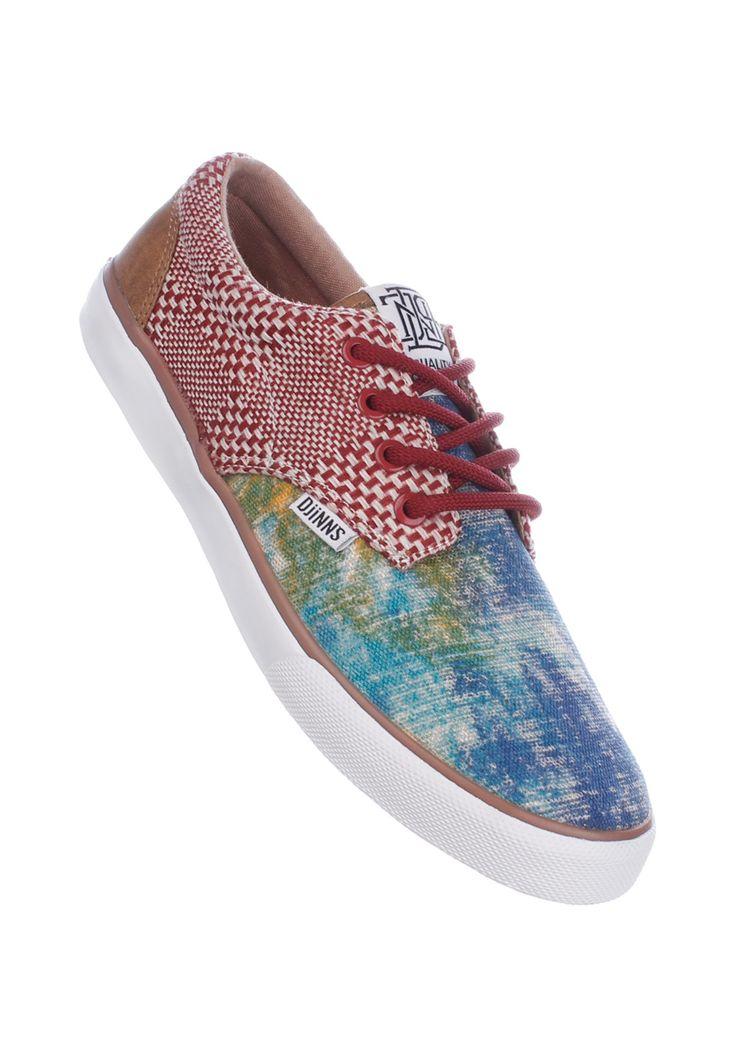 Djinns Nice Crazy Pattern Schuhe Mädels kaufen bei titus.de