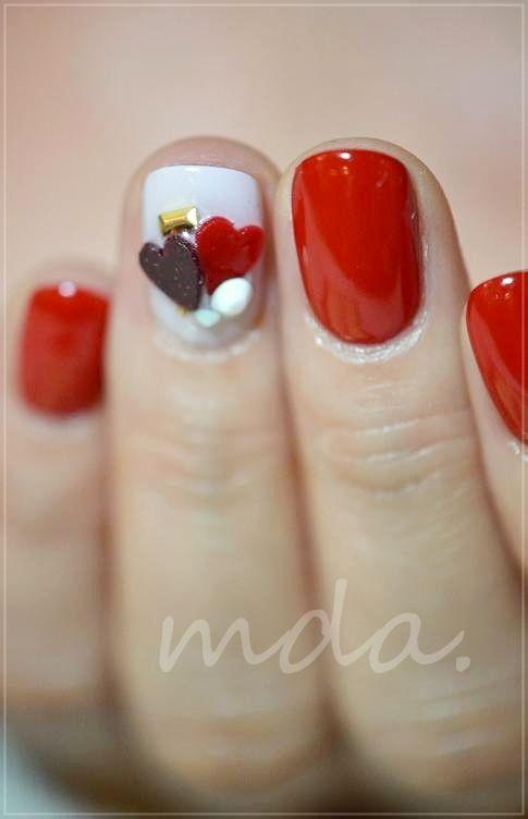 「much red !!」の画像|銀座deネイル★M.D.A NAiLの… |Ameba (アメーバ)