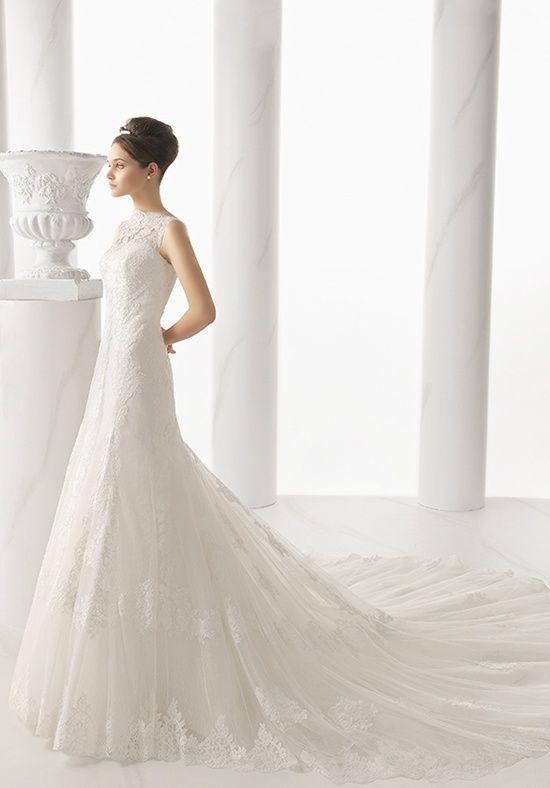 Alma Novia 187/NOVEL Wedding Dress - The Knot