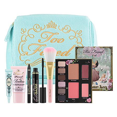 @Too Faced Cosmetics holiday gift set - LOVE! #crueltyfree #beauty