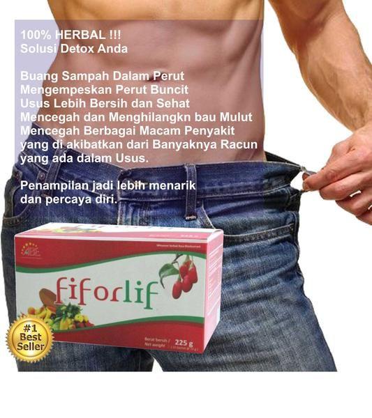 Super Fiber BERNUTRISI + Goji Berry  Untuk DETOX & Atasi Masalah Pencernaan. Bersihkan tubuh Anda dari dalam dan keluarkan racun beserta dengan semua senyawa kimiawi yang berasal dari makanan dan udara kotor.