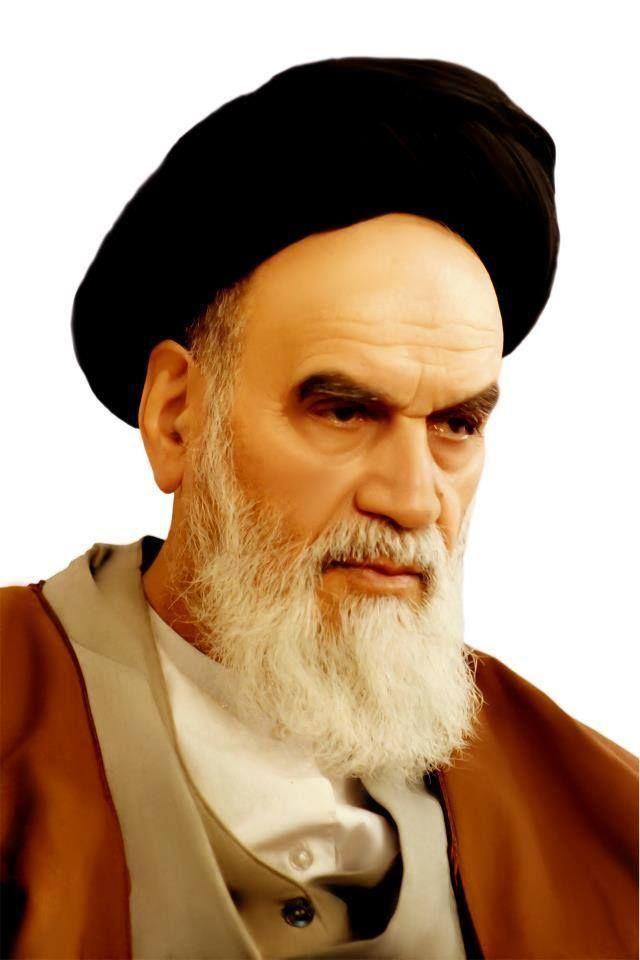 Ayatollah Khomeini the one who leads toward Mahdi (a.f)