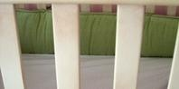 How to Make Size 18X36 Cradle Bumper Pads, DIY