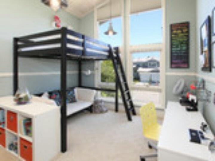 Ikea Stora Loft Bed Kids Rooms Pinterest