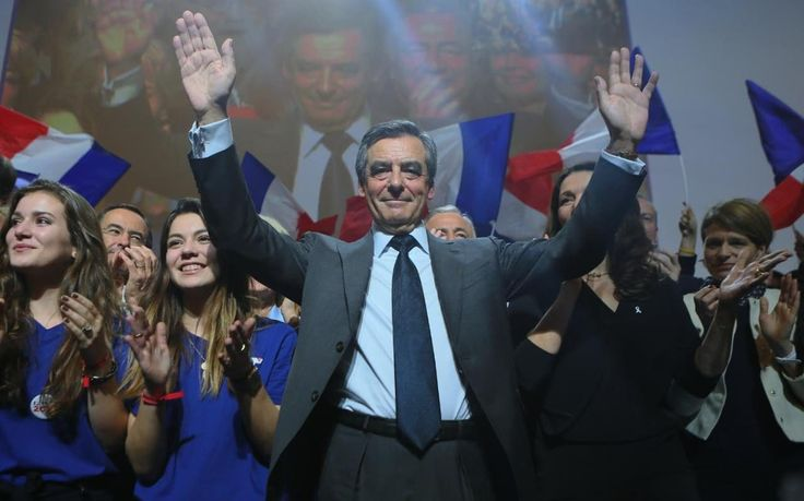 #Fillon on course for victory in #French Right presidential primary #battle...