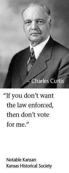 Charles Curtis quote