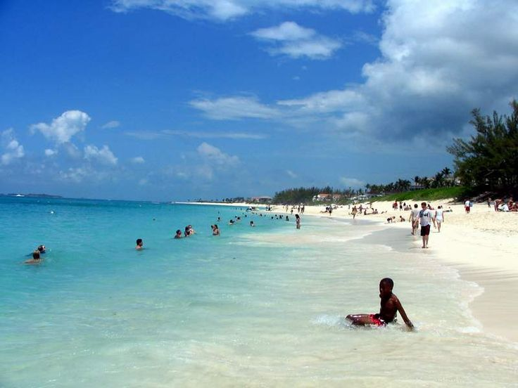 Bahamas.   I have been there..So beautiful....