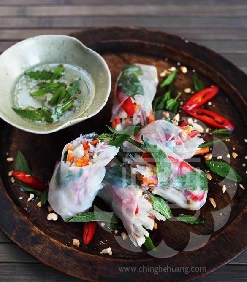 Ching-He Huang Vietnamese Rolls
