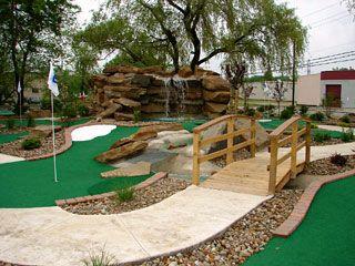 USA Miniature golf course builder, high quality mini golf ...