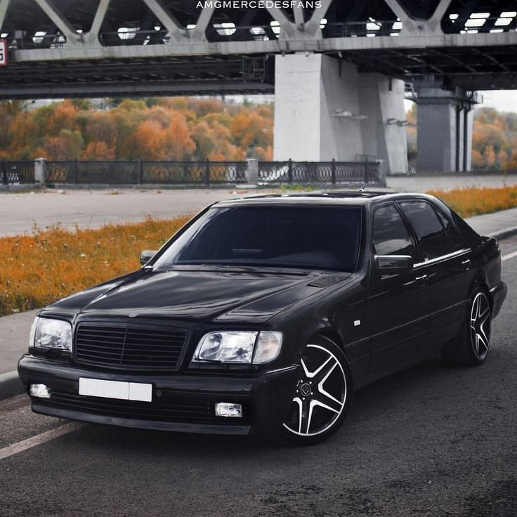 What A Russian Mafia Uses I Love These W140 ! This