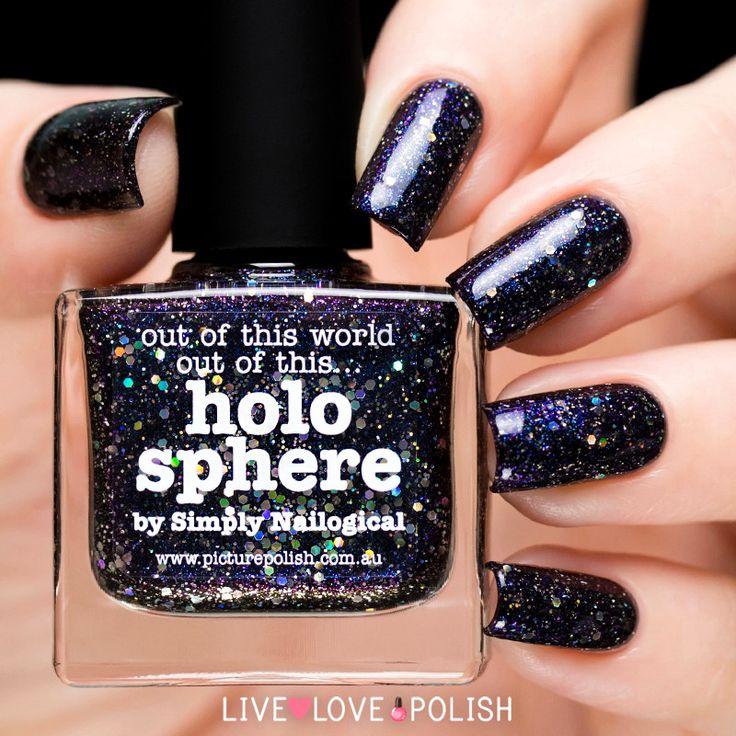 Picture Polish Holo Sphere Nail Polish