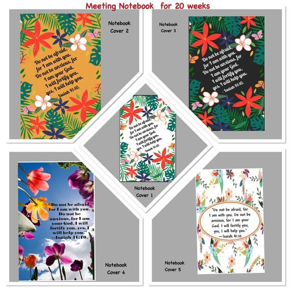 Instant Download **** Meeting Notebook, Meeting Notes