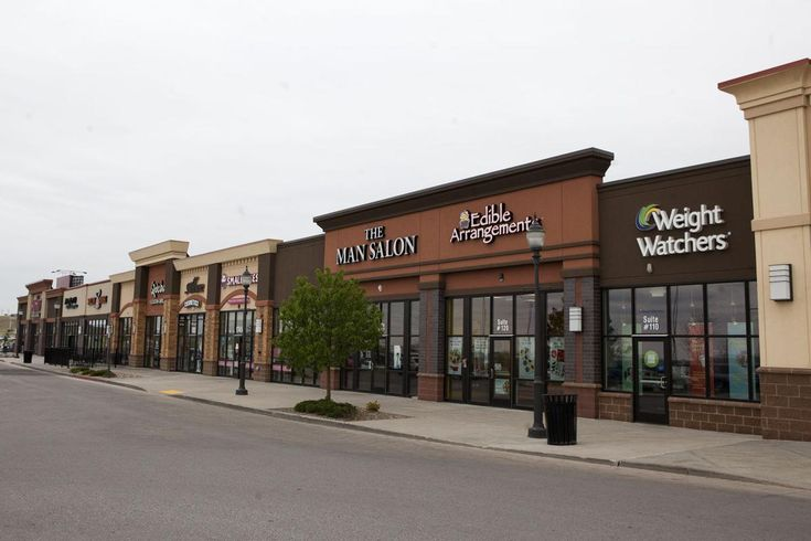 Strip mall addition elle mississauga