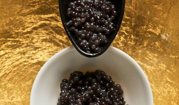 6 great ways to serve caviar.