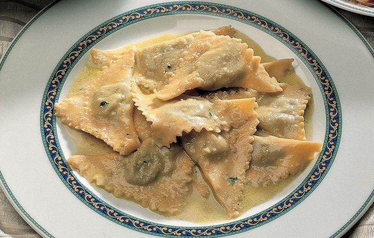 Ricetta Ravioli di borragine e ricotta - Le ricette de La Cucina Italiana