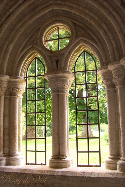 Abbaye St Maurice Bretagne