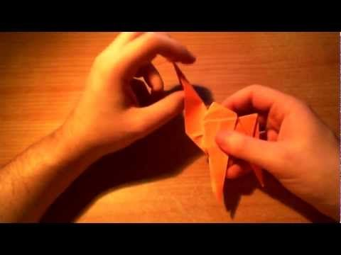 Origami bambini ~ Farfalla di carta origami mami crea hmyz origami