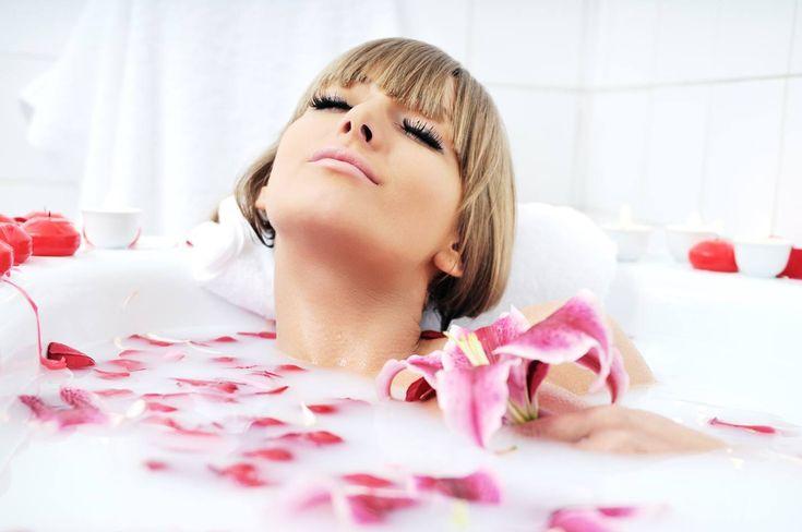 Receta para aprender a hacer infusión relajante para baño tu misma y en casa, con muy poquitos materiales que podrás adquirir en Gran Velada.