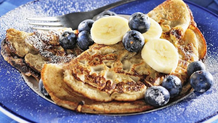 Favorit just nu – bananpannkakor
