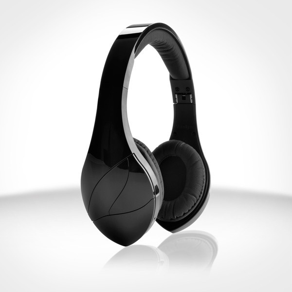 Velodyne vFree On Ear Bluetooth Headphones - black