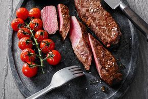 Rumpsteak, medium, mit Gelinggarantie, ein sehr leckeres Rezept aus der Kategorie Rind. Bewertungen: 148. Durchschnitt: Ø 4,7.