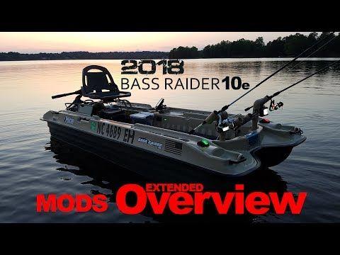 Youtube Best Mods On A Pelican Bass Raider 10e Fishing Pelican