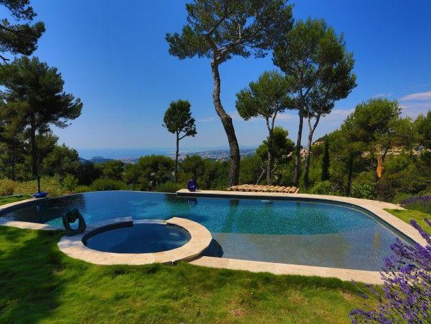 1000 images about piscines de r ve on pinterest - Piscine a debordement de reve brest ...