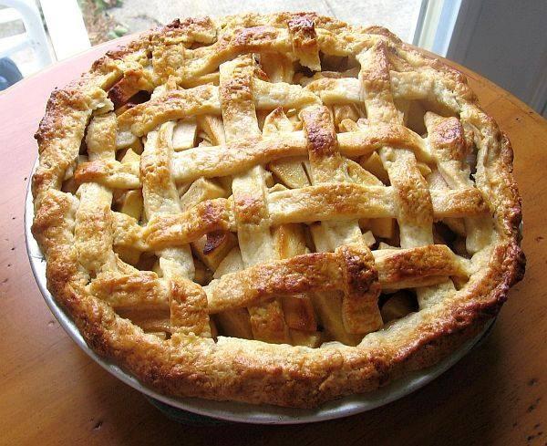 "Polish Apple ""Pie"" (Szarlotka) Recipes — Dishmaps"