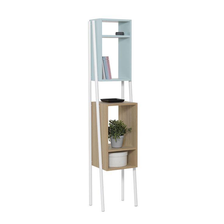 Wasze najbardziej cenne przedmioty, będą doskonale rozmieszczone i łatwo dostępne w Still Life cabinet. Możecie umieścić na niej książki, klucze, zabawki, akcesoria kuchenne lub łazienkowe i wszystko to co chcielibyście mieć zawsze w zasięgu ręki. Ten wolnostojący mebel nadaje się do każdego pomieszczenia w waszym domu, jako pojedynczy obiekt lub do wypełnienia całej ściany. Różne rozmiary i głębokości modułów tworzą interesujący efekt wizualny. Może być połączony z Collage Cabinet.