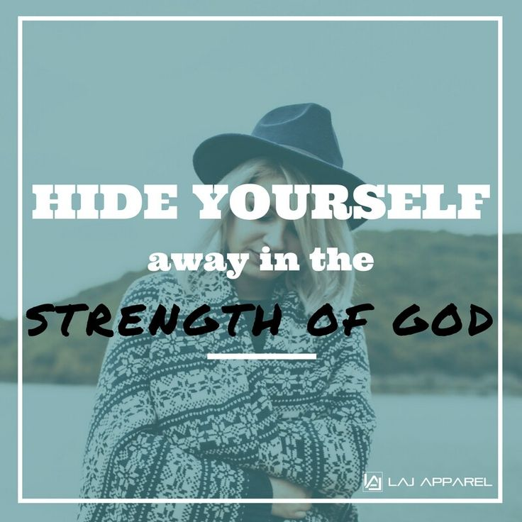 How abundant are the good things that You have stored up for those who fear You, that You bestow in the sight of all, on those who take refuge in You. In the shelter of Your presence You hide them from all human intrigues; You keep them safe in Your dwelling from accusing tongues (Psalm 31:19-20).