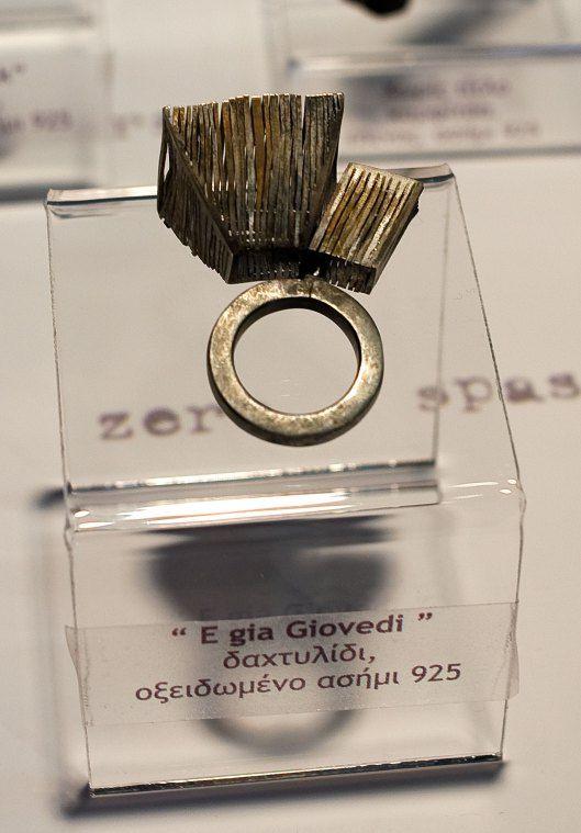 Ring by ANASTASIA KANDARAKI-GR  Photo by Eleni Roumpou