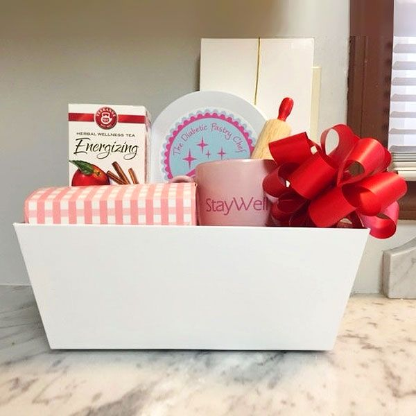 24 best images about the diabetic pastry chef sugar free gourmet diabetic gift basket negle Gallery