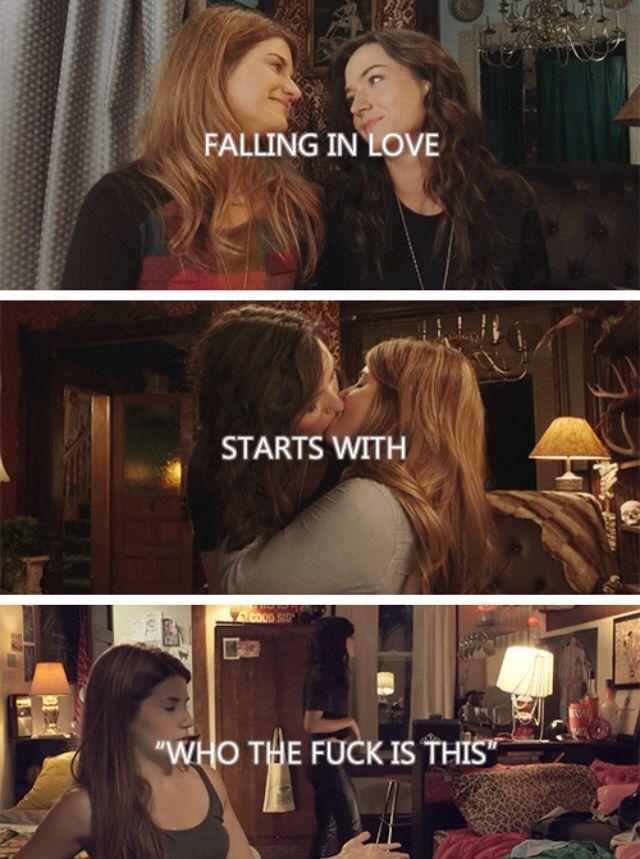 My OTP! Falling in love starts like...