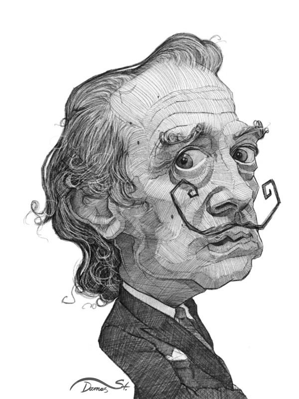 Famous Expressive Line Art : Best images about caricatures arts on pinterest