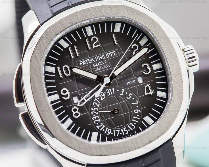 11 Best Patek Philippe 5164a 001 Aquanaut Travel Time Ss