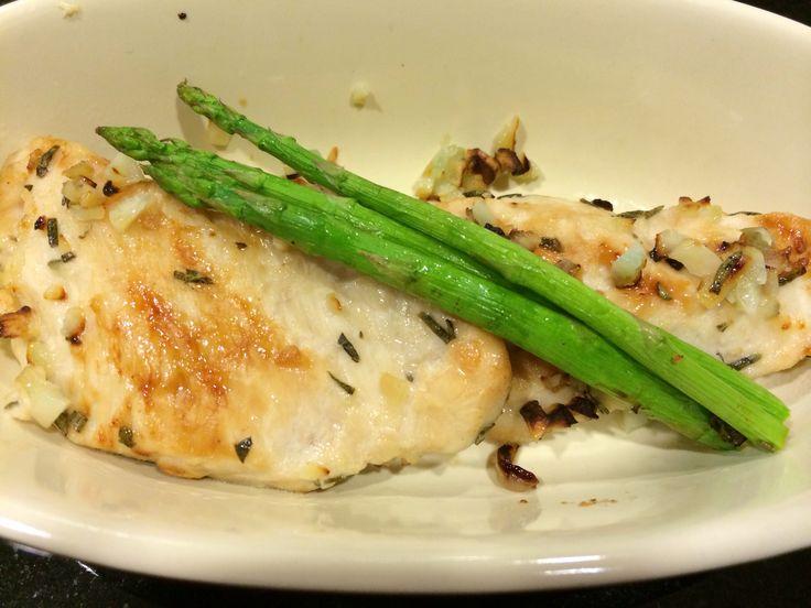 Cohen Diet: Rosemary lemon Chicken #cohenlifestyle