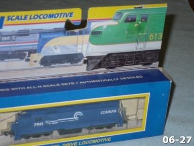 Older 1998 NIB Life Like All Wheel Drive Engine 7846 N GP 39 Loco CR N Scale $9.99