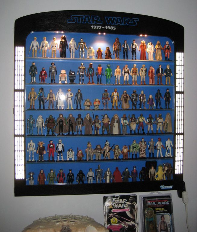 17 Best Images About Star Wars Display Ideas On Pinterest